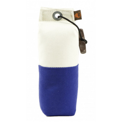 Dirigeringsdummy 500gr - Hvit/Blå med kasthåndtak