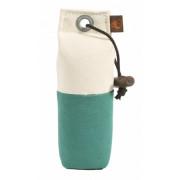 Dirigeringsdummy 500gr - Hvit/Grønn med kasthåndtak