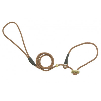 Moxon Kobbel 150cm - Lysbrun med Dobbel Stopp