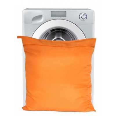 Vaskepose Large - Orange