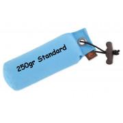 Dummy Standard - 250gr Turkis med tekst