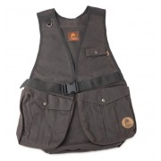 Dummyvest Small - Waxed Cotton Brun