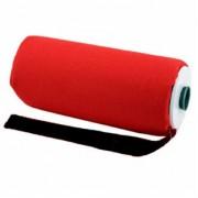 Dummy til Launcher - Rød Canvas med hale