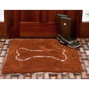 Dørmatte - Medium Karamellbrun