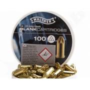 Skudd til startpistol - Walther 6mm/cal22 lange